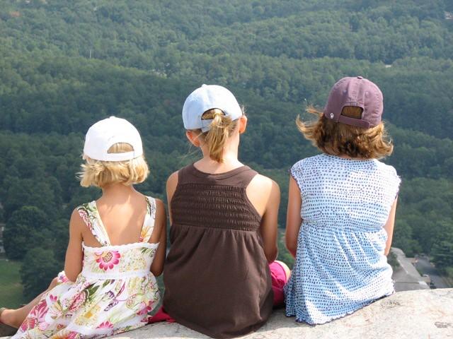 girls st.mount rock