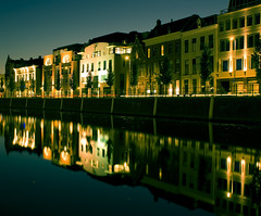 Breda at night (andriusd) Tags: city netherlands night dark lights breda theunforgettablepictures newgoldenseal