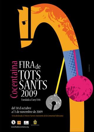 Fira Tots Sants Cocentaina 2009