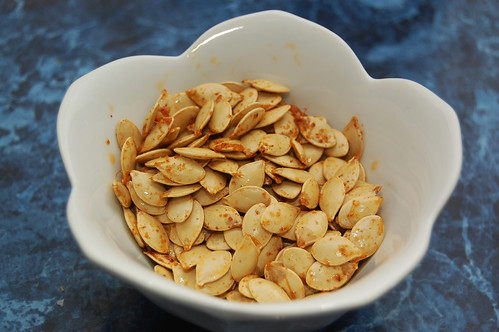 roasted seeds