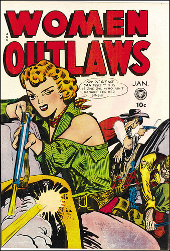 Women Outlaws #4