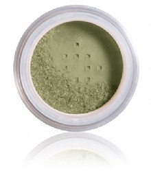earthy mineral eyeshadow