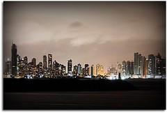 Panama City (L. Felipe Castro) Tags: ocean copyright skyline night america bay photographer shot pacific central pacifico oceano fotografo reservado luizcastro ciudaddepanam luizfelipecastro luizfelipedasilvadecastro