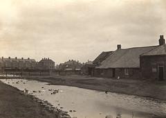 002658:Carr Houses at Wallsend,  1899 (Newcastle Libraries) Tags: newcastleupontyne tynesidelifeandtimes
