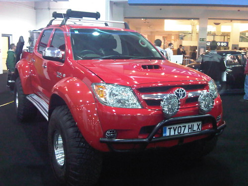 top gear toyota hilux