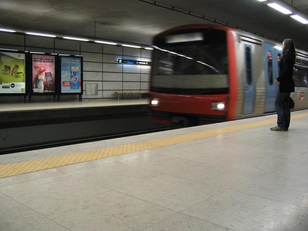 Metropolitano de Lisboa, Quinta das Conchas_100_0080