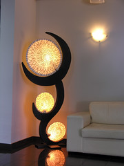 Style light (Roving I) Tags: design furniture australia nsw newsouthwales artdeco hotels lamps portmacquarie mercure