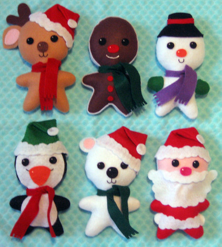 Xmas Plush Collection GiveAway