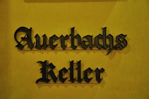Großer Keller in Auerbachs Keller