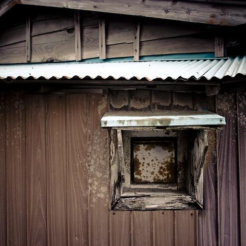 Little Square Window