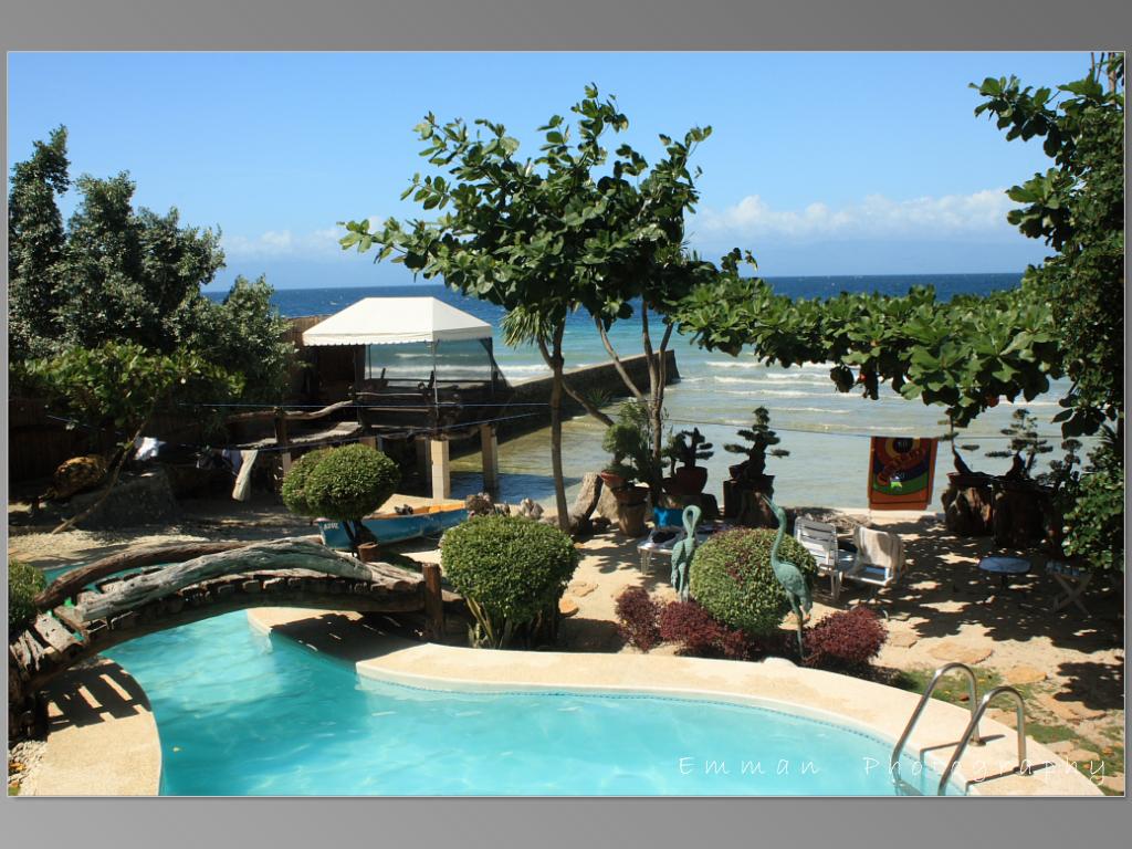 Agua Azul Beach Resort Badian Cebu