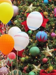 Natal (Jakza) Tags: balões natal estrelas duetos frenteafrente challenge