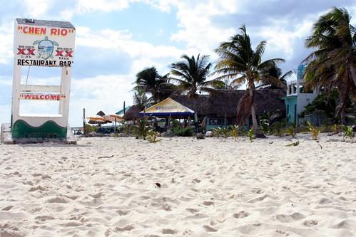 Playa Chen Rio restaurant