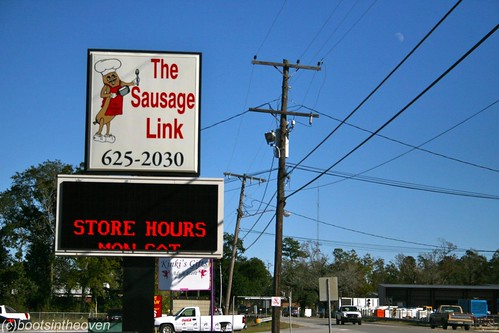 The Sausage Link, Sulphur, LA