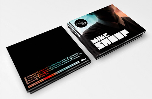 "Mike Swoop ""New Love"" Packaging Design"