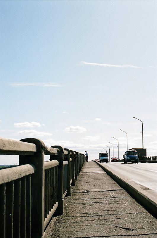 One beach walk: far away Mihan