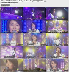 [HDTV]松たか子-みんなひとり-Live(Hey!hey!hey! music champ 20061120)(1280x720)