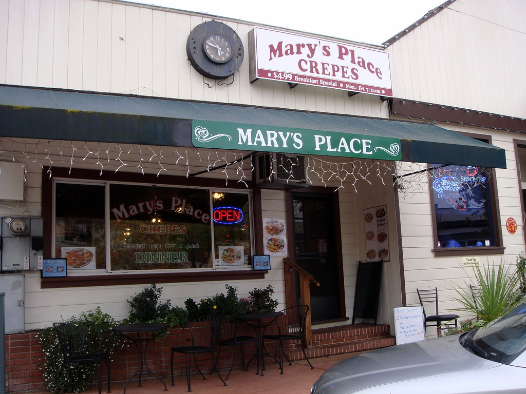 Mary's Place
