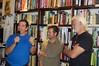 Zapiro, John Curtis & Andy Mason