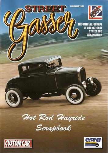 Street Gasser Cover December 2009