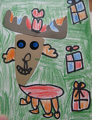 20091218-yoyo作的麋鹿 (2)