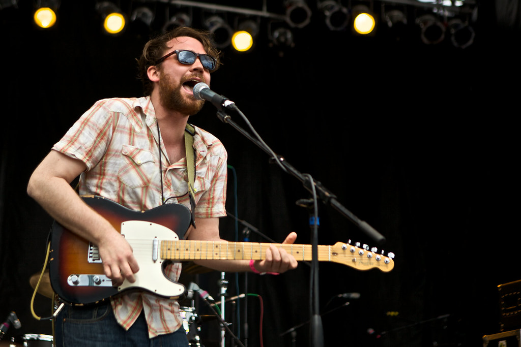 Frightened Rabbit @ Pitchfork Music Festival - 7/19/09