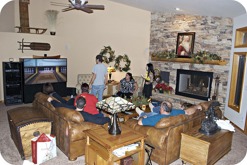 family Wii session