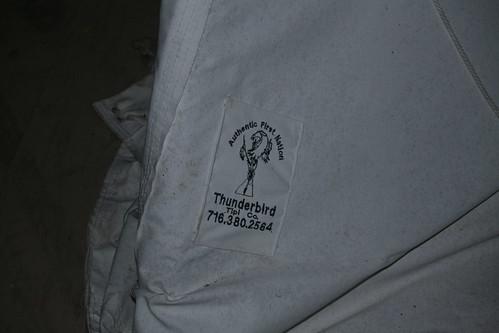 Thunderbird Tipi Co. branding