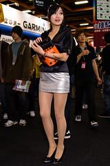 DSC03229 (Luke Luo) Tags: girls girl beautiful beauty model legs leg showgirl boothbunny promotionalgirls