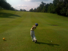 Royal Johor country Club Junior Tournament 2009