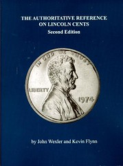 Wexler Authoritative Reference on Lincoln Cents 2nd ed