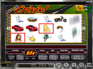 Mid-Life Crisis slot game online review