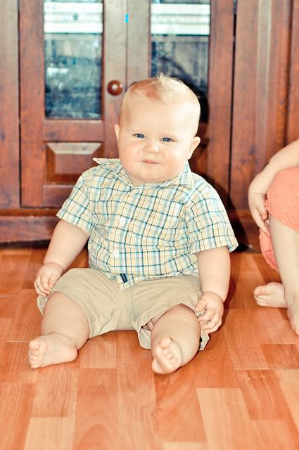 Alexander | 9 Months! <3
