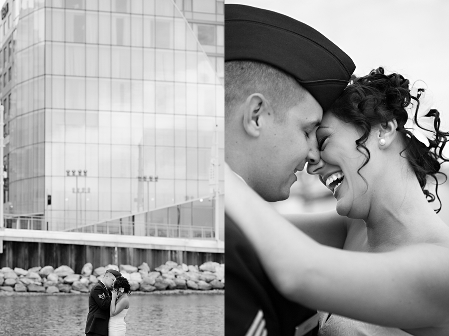 Sarah and Jason Married~ National Harbor, MD