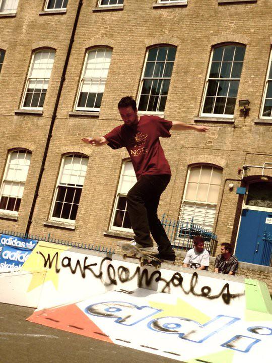 Skateboard shop Manchester.