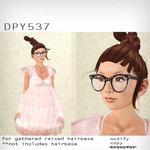 booN DPY537 hair