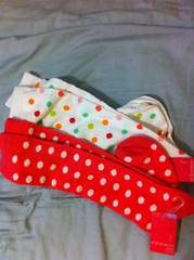 Socks from Target