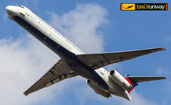 By Napo0710 (taxi2runway) Tags: mcdonnelldouglas md80series deltaairlines maddog airliner aerodino