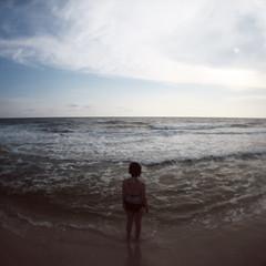 Cape San Blas (Joshua Blankenship) Tags: beach florida capesanblas diyfisheye mandyblankenship