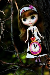 As the pendulum swings...182/365 (rockymountainroz) Tags: sunrise sookie limitededition cwc rbl takaratomy neoblythe scintillatingdollies paradisedollsboots lejardindemaman