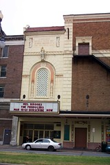 Saenger Theatre: New Orleans, Louisiana (Onasill ~ Bill Badzo) Tags: street new light house cinema architecture plaque work booth movie marquee fire canal orleans theater escape theatre fixtures ticket landmark historic grill register terra cotta terrazzo saenger nrhp