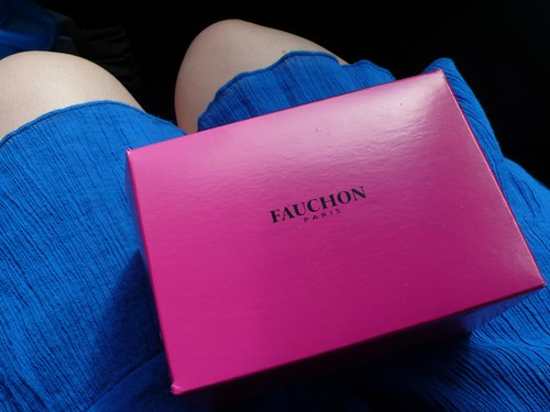 Mille-feuille from Fauchon