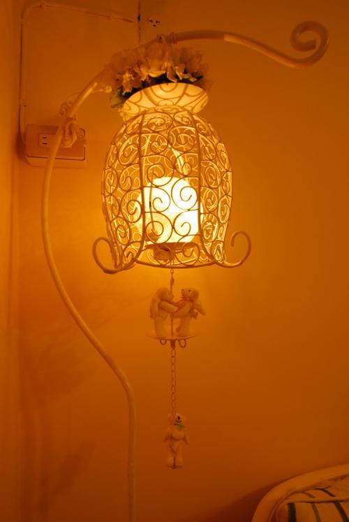 鈴蘭夜燈1