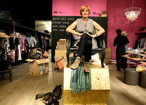 Mary Portas - Living and Giving Shop