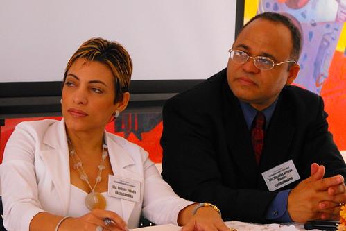 Julieta Tejada y Nicolas  Arroyo Ramos