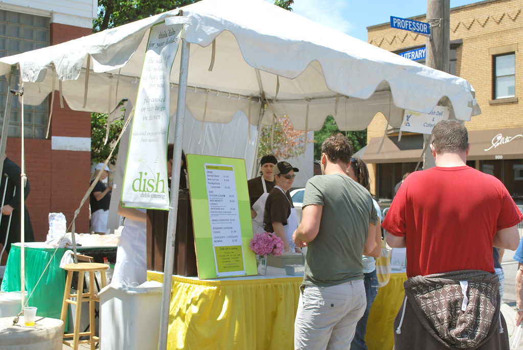 Dish Taste of Tremont