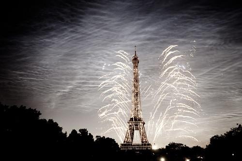 Bastile Day Fireworks