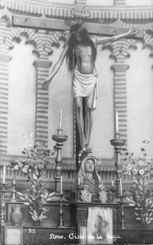 Cristo de la Vega a inicios del siglo XX. Años 30