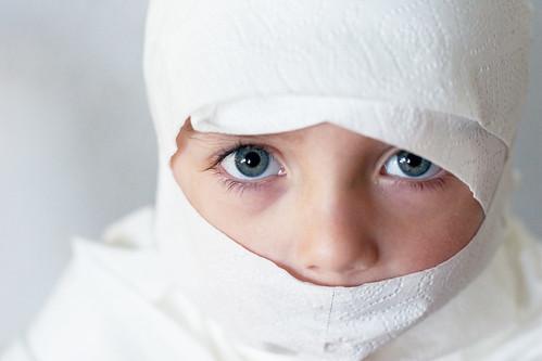 POTD 073109 - Toilet Paper Mummy