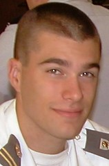 Buzzed (Flatboy) Tags: haircut man hot men guy hair buzz uniform cut military buzzcut buzzed buz clipped